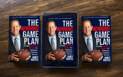 Jamey Rootes on Being a Winning Leader By Melissa Fox